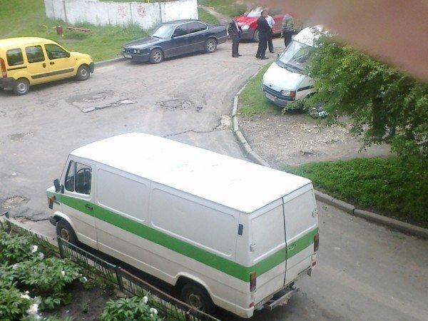 У Тернополі почали масово викрадати номерні знаки (фото), фото-1