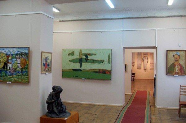 Горловский художественный музей идет в ногу со временем, фото-1