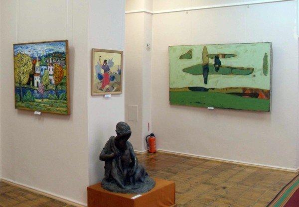 Горловский художественный музей идет в ногу со временем, фото-2