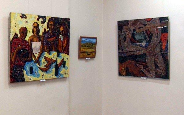 Горловский художественный музей идет в ногу со временем, фото-3