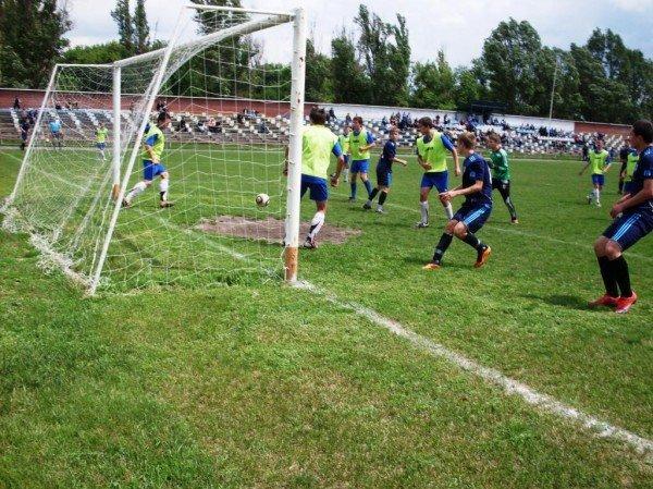 Артемовская команда выиграла Чемпионат области по футболу, фото-8