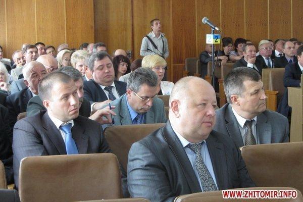 Опозиція проти витрачання коштів обласного бюджету на податкову службу та утримання Житомирської облдержадміністрації (ФОТО), фото-2