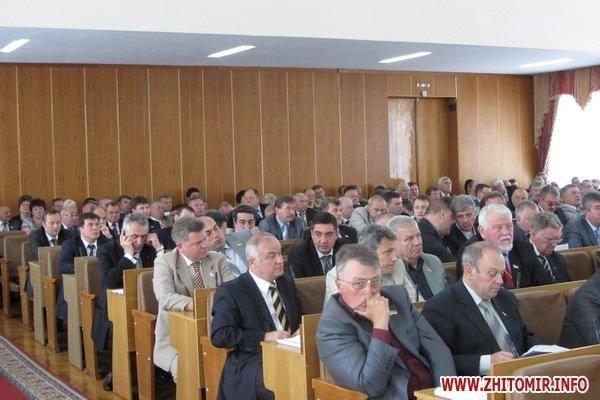 Опозиція проти витрачання коштів обласного бюджету на податкову службу та утримання Житомирської облдержадміністрації (ФОТО), фото-3
