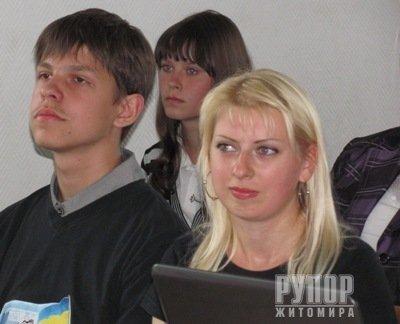 В Житомирі перед початком Євро-2012 відбулася зустріч фанів (ФОТО), фото-3