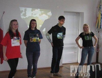 В Житомирі перед початком Євро-2012 відбулася зустріч фанів (ФОТО), фото-6