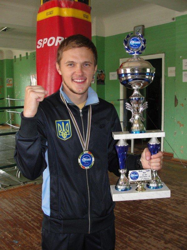 Житомиряни виграли Кубок світу по кікбоксингу, фото-1