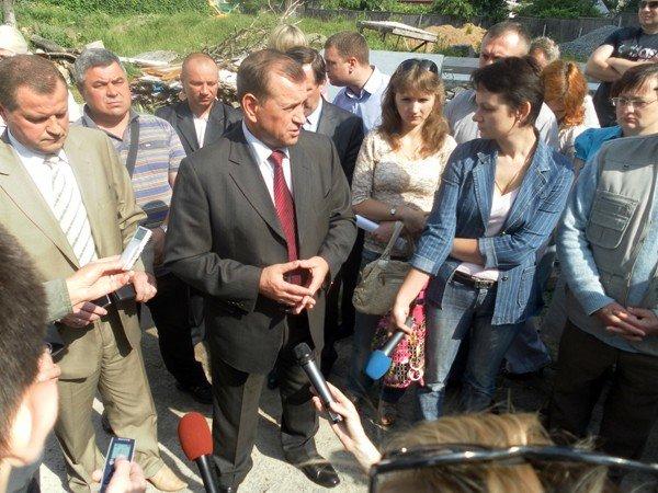Губернатор Сергій Рижук буде «вибивати» мільйони із обласного бюджету на добудову будинку на Щорса, 155 (ФОТО), фото-2