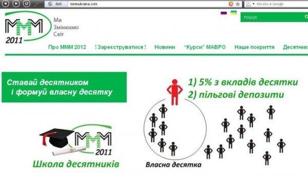 У Рівному підтвердили крах фінансової піраміди «МММ-2011» (ФОТО), фото-1