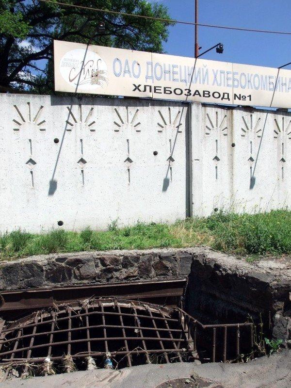 В Донецке на митинг протеста вышли работники хлебозавода (фото), фото-5