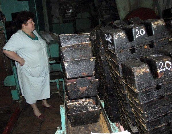 В Донецке на митинг протеста вышли работники хлебозавода (фото), фото-8