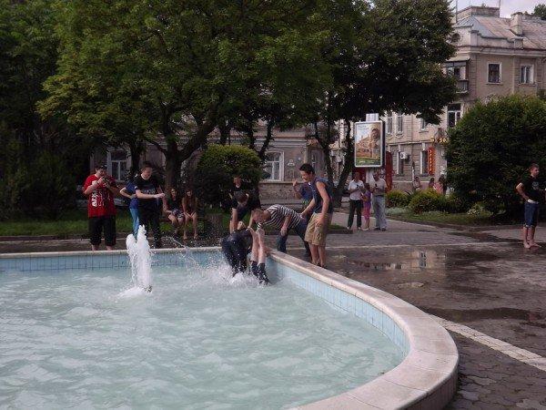 Дитяче літо у фонтанах (ФОТОШТРИХ), фото-6