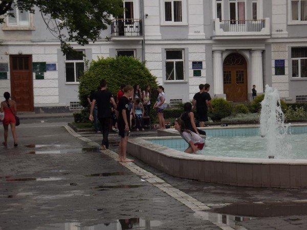 Дитяче літо у фонтанах (ФОТОШТРИХ), фото-3