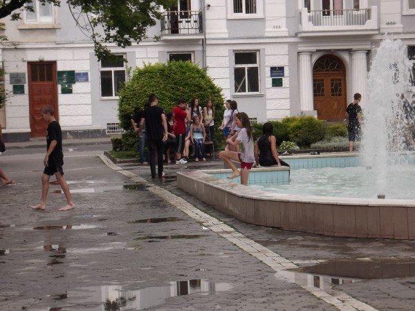 Дитяче літо у фонтанах (ФОТОШТРИХ), фото-8