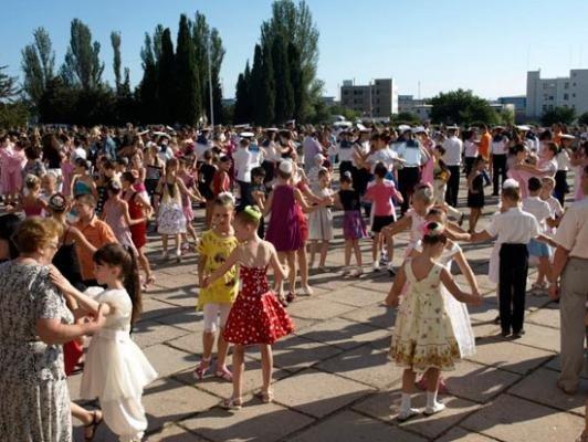 Новый рекорд по исполнению вальса установлен в Севастополе, фото-1