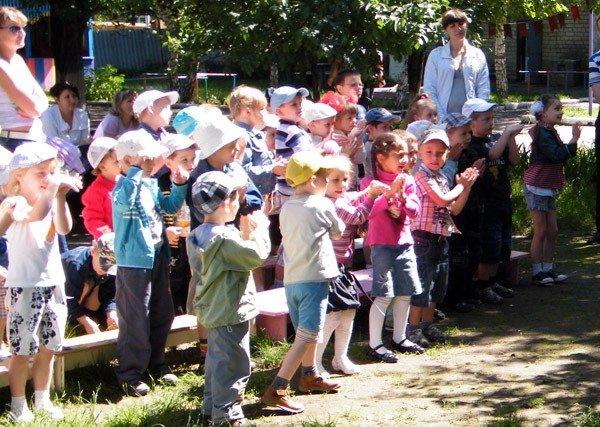 В горловском детском саду «Ласточка» прошла Неделя безопасности, фото-1