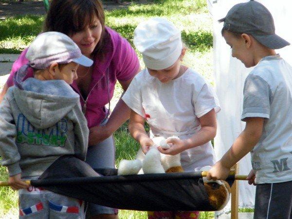 В горловском детском саду «Ласточка» прошла Неделя безопасности, фото-3