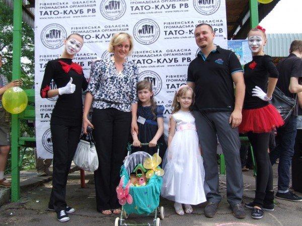 У Рівному відбувся перший парад дитячих візочків (ФОТО, ВІДЕО), фото-7