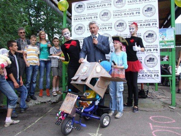 У Рівному відбувся перший парад дитячих візочків (ФОТО, ВІДЕО), фото-9
