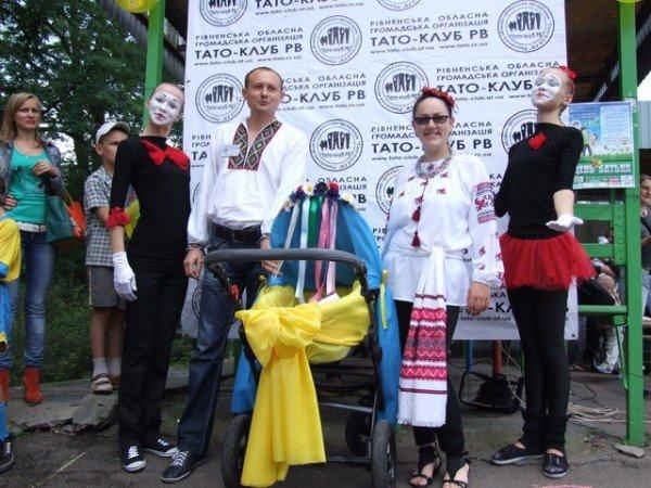 У Рівному відбувся перший парад дитячих візочків (ФОТО, ВІДЕО), фото-10