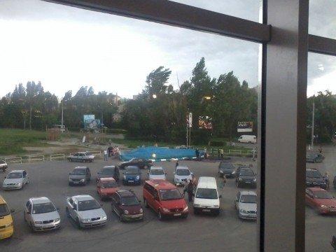 У Тернополі батут перевернувся і придавив дітей, фото-1