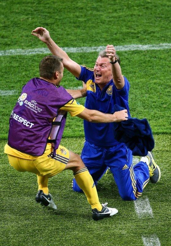Браво, Шева! Браво, Украина!  (ФОТО лучших моментов матча), фото-7