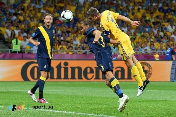 Браво, Шева! Браво, Украина!  (ФОТО лучших моментов матча), фото-1
