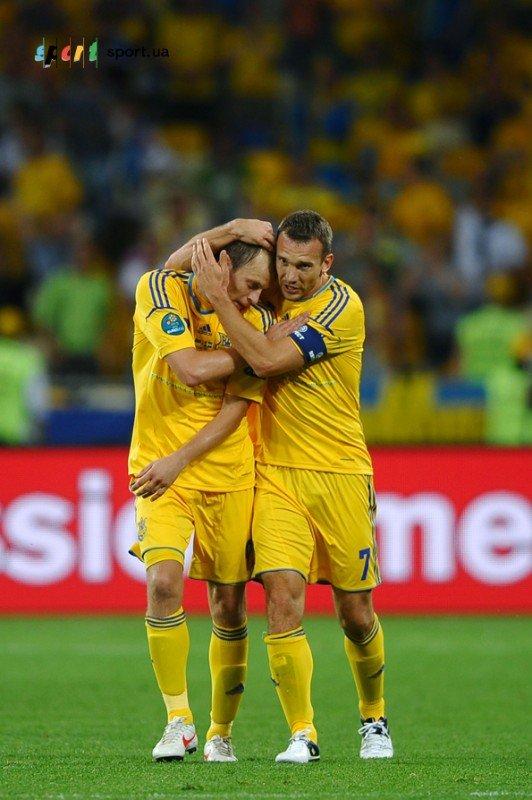 Браво, Шева! Браво, Украина!  (ФОТО лучших моментов матча), фото-9