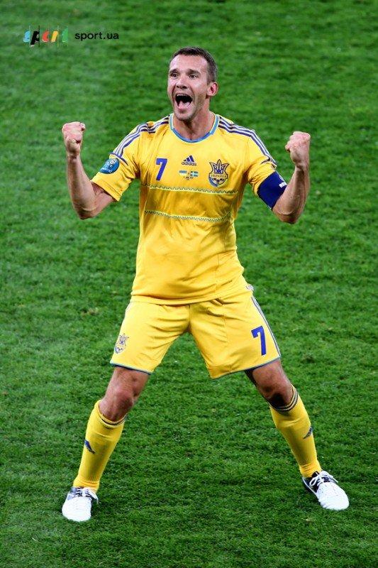 Браво, Шева! Браво, Украина!  (ФОТО лучших моментов матча), фото-10