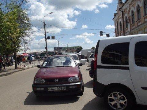 На безкоштовних житомирських парковках панує хаос (ФОТО), фото-3