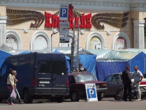На безкоштовних житомирських парковках панує хаос (ФОТО), фото-4