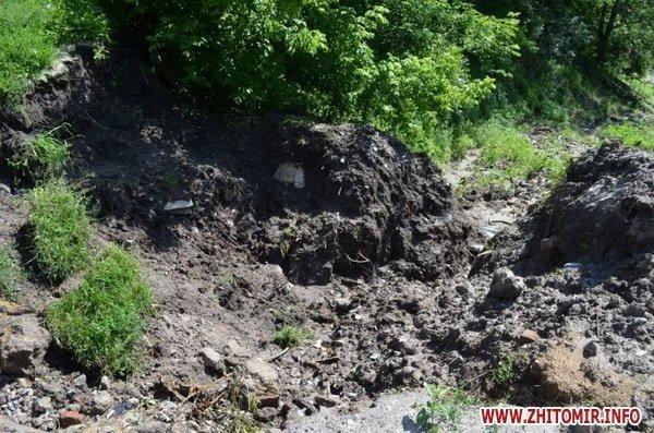 В Житомире провалился асфальт на мосту по проспекту Мира. Специальная комиссия выясняет причины (ФОТО), фото-4