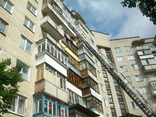 У Рівному врятували від знищення квартиру (ФОТО), фото-1