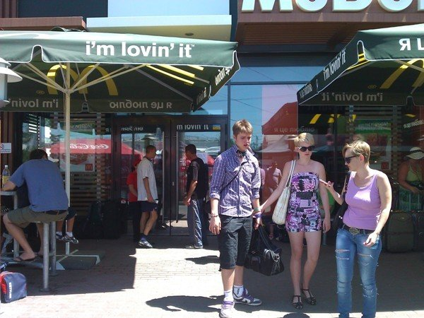 В Симферополе закрыли «МакДональдз». Горожане и отдыхающие негодуют (фото), фото-3