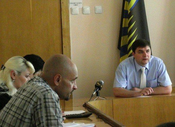 Под стенами городского совета работники КП «Простор» требовали зарплату за три месяца, фото-6