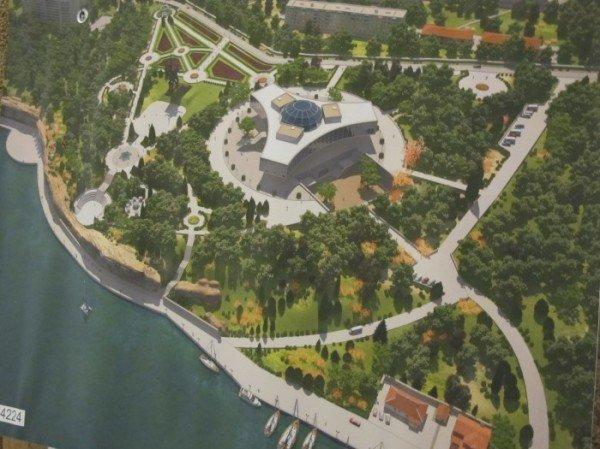 Главный архитектор города представил 11 проектов-концепций застройки мыса Хрустальный (ФОТО), фото-2
