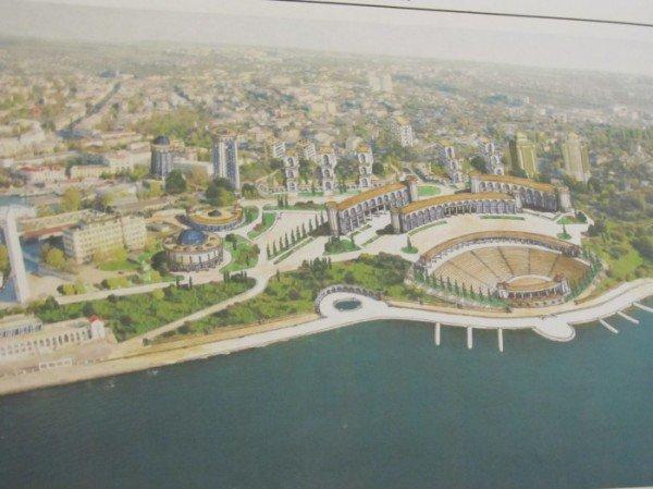 Главный архитектор города представил 11 проектов-концепций застройки мыса Хрустальный (ФОТО), фото-4