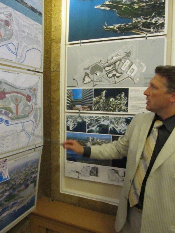 Главный архитектор города представил 11 проектов-концепций застройки мыса Хрустальный (ФОТО), фото-5