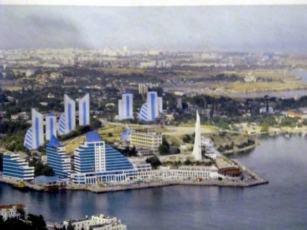 Главный архитектор города представил 11 проектов-концепций застройки мыса Хрустальный (ФОТО), фото-6