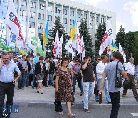 На Рівненщині опозиція та влада одностайні щодо мови (ФОТО), фото-1