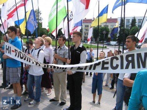 На Рівненщині опозиція та влада одностайні щодо мови (ФОТО), фото-4