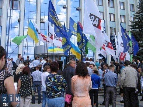 На Рівненщині опозиція та влада одностайні щодо мови (ФОТО), фото-5