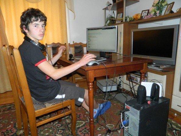 14-річний школяр з Тернопільщини відкрив власну онлайн-радіостанцію (ФОТО), фото-1