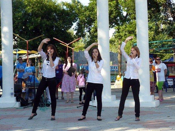 Горловский «Мажор» достойно представил родной город в Скадовске, фото-4