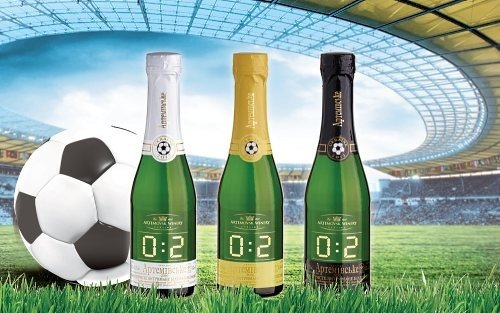 Артемовск Вайнери выпустил евро-бутылку «Артемовск 0:2» в честь победы Украины в матче со Швецией, фото-2