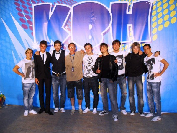 Школьная команда КВН из Артемовска сыграла у Маслякова-младшего (ВИДЕО), фото-7