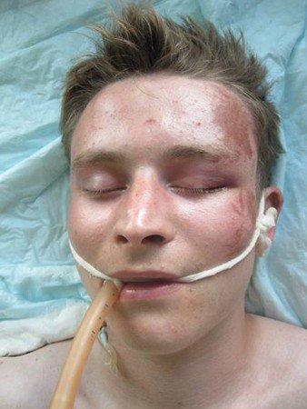 Міліція просить житомирян впізнати хлопця, якого знайшли вчора в несвідомому стані (ФОТО), фото-1