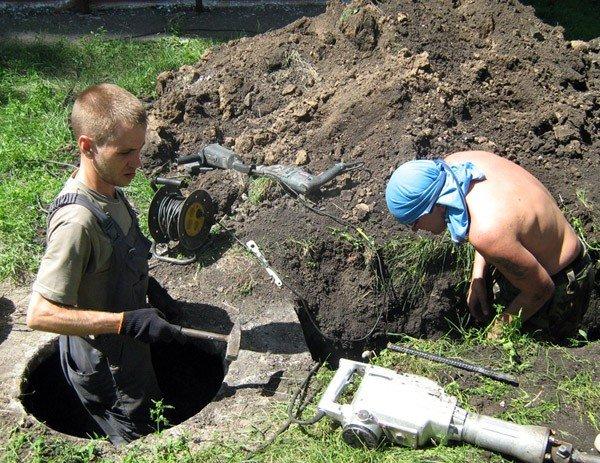 Игорь Шкиря и горловские «регионалы» за пару дней решили 15-летнюю проблему жителей дома по ул. Шепелева, фото-4