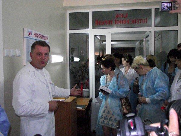 В Горловке открылся новый блок интенсивной терапии, фото-2