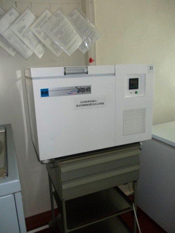 Артемовская станция переливания крови под угрозой остановки, фото-3
