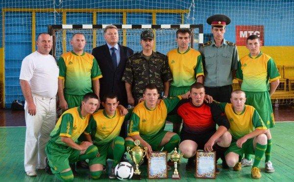 Бердичівські «каноніри» стали переможцями турніру серед військових, фото-9